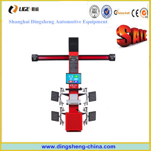 Easy 3D Image Wheel Alignment System