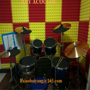 Recording Studio Soundproofing Foam/ Soundproof Wall Panel Acoustic Panel Ceiling Panel Decoration Panel pictures & photos