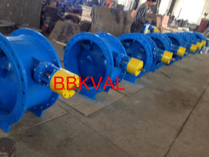 Tilting Check Valve, Double Flange, with Counterweight and Lever pictures & photos