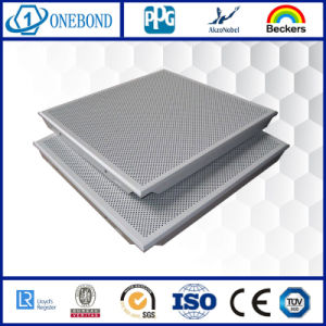 Aluminum Perforated Panel Suspended Ceiling pictures & photos