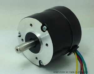 China 57bl Round Type 3 Phase 36v Brushless Dc Motor Rated 4000rpm