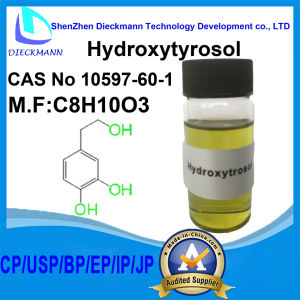 High Purity Hydroxytyrosol CAS No 10597-60-1 for Food/Medicine/Cosmetic
