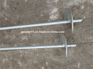 Ground Screw Earth Anchor High Quality Earth Anchor Ground Earth Anchor pictures & photos