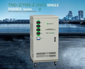 Tns- Z Series Three Phases AC Automatic Voltage Stabilizer
