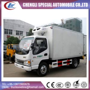 High Quality JAC Light Freezing Freezer Truck pictures & photos