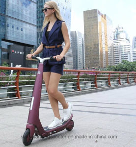Patent Protection Lithium Battery Electric Folding Mobility Scooter