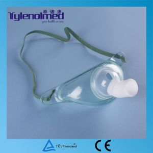 Disposable Tracheostomy Mask for Surgical Usage pictures & photos