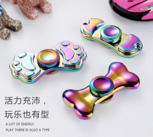 Metal Fidget Spinner, Finger Gyro Spinner, Hand Spinner pictures & photos