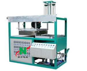 Semi Auto Plastic Blister Packaging Trays Vacuum Thermoforming Machine
