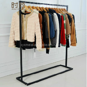 Kd Powder Coating Clothing Garment Cloth Clothes Display Rack pictures & photos
