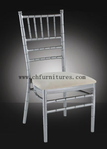 Stacking Sliver Wedding Chiavari Chair (YC-A35) pictures & photos