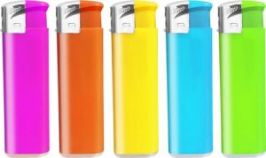 Electronic Refillable Gas Lighter, Donglian Lighter (DL-A102)