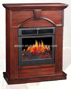 Electic Fireplace With Mantel (M18-JW06)