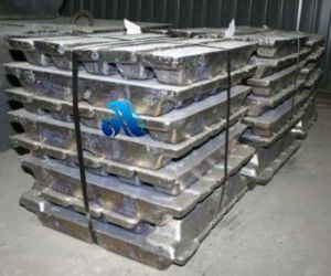 High Quality Lead Ingot 99.99% #@