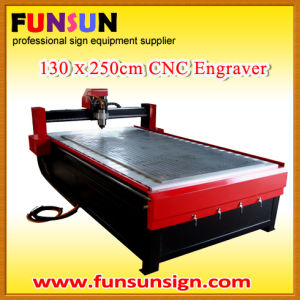 CNC Wood Engraving Machine (1300mm*2500mm) pictures & photos