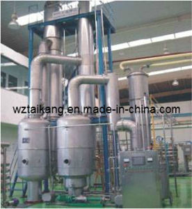 Industrial Vacuum Evaporator for Chemicals, Brine, Sewage, Vegetable and Fruit Juice pictures & photos