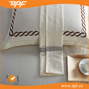 300tc Cotton Sateen Maximum Softness Double Hemmed Stitched Pillowcase pictures & photos