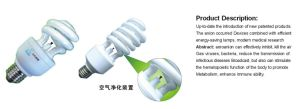 Anion Air Purifying Lamp Series Leptospirosis