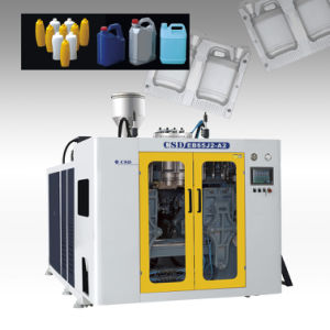 CE Approved Automatic Extrusion Blow Molding Machine (CSD-EB65J2) pictures & photos