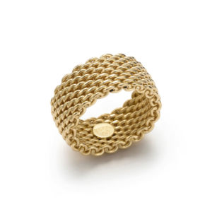 Designer Inspired Jewelry - Gold Ring