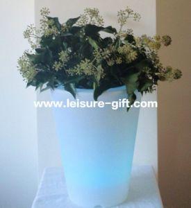 Fo 9523 Led Light Flower Pot Lighted Outdoor Pots Bulk