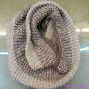 Factory Price for 100% Acrylic Winter Scarf
