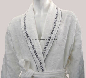 Good Quality Hotel Bathrobe (DCS-9002) pictures & photos