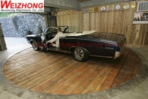 Revolving Platform& Car Turntables pictures & photos