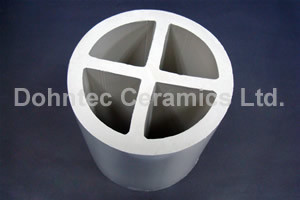 150 x 150mm Ceramic Cross Ring