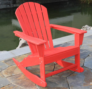 Outstanding Polywood Adirondack Rock Chair Furniture For Garden Customarchery Wood Chair Design Ideas Customarcherynet