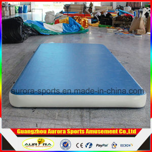 High Quality Inflatable Air Tumble Gym Track Dwf Air Gym Floor Mat