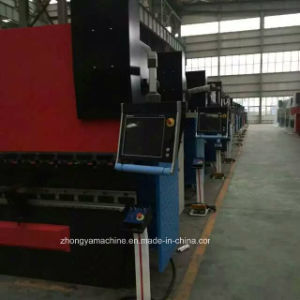 Zymt Hydraulic CNC Press Brake Pbh-63ton/3200mm pictures & photos