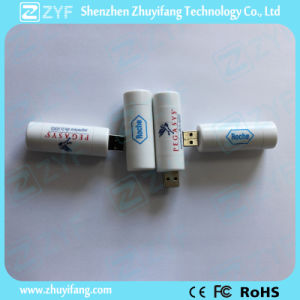 Cylinder Combination Lock Shape USB Flash Drive (ZYF1814)