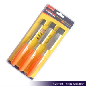 3PCS Deluxe European-Type Wood Chisel Set