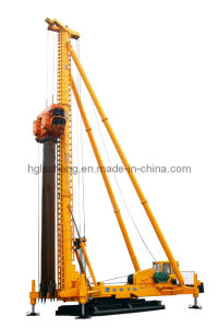 Vibration Gravel/Sand /Stone Pile Driver with Sinking Pipe pictures & photos