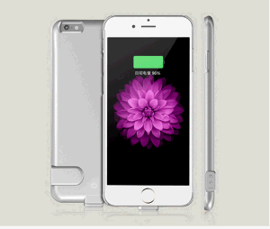 New Designed Phone Charging Case External Back up Battery for Phone