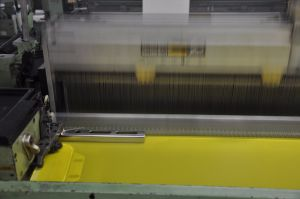 Dpp54t-55y Yellow Monofilament Polyester Printing Screen Mesh pictures & photos