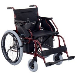 Electric Wheelchair (Hz127-02A-12) pictures & photos