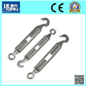 U. S. Type Turnbuckle, Hot DIP Galvanized