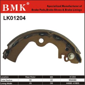 High Quality Brake Shoe (K1204) pictures & photos