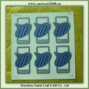 PVC Puffy Stickers (S2P007) pictures & photos