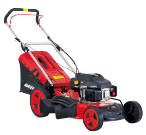"4-in-1 18"" Kc Lawn Mower/Recoil Start&Hand Push"