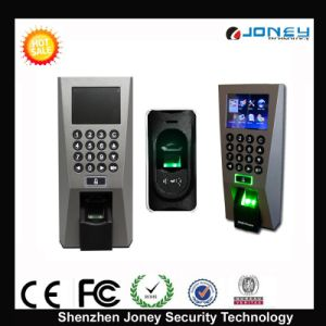 TFT Screen Zksoftware Fingerprint Standalone Access Control (F18 access controller) pictures & photos