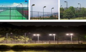 UL Dlc 200W 240W 300W Area Light LED Parking Lot Lights 100-277V LED Shoes Box Light pictures & photos