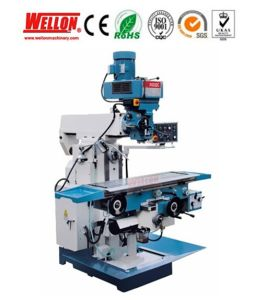 Universal of Turret Milling Machine (Turret Milling machine X6332C) pictures & photos