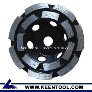 Diamond Cup Grinding Wheels (Single Low) pictures & photos