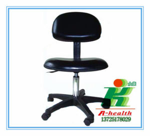 Anti-Static PU Leather Chair for Cleanroom Workshop pictures & photos