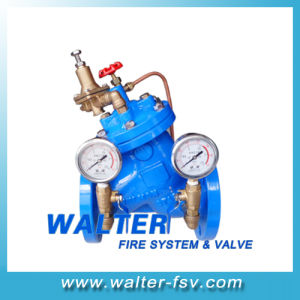 Y-Type Pressure Reducing Valve pictures & photos