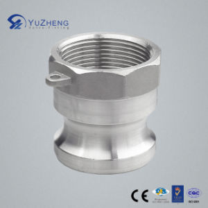 Stainless Steel Camlock Coupling with a, B, C, D, E, F Type pictures & photos