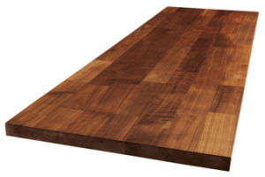 Best Price Solid Wood Square Kitchen Island Countertop Factory